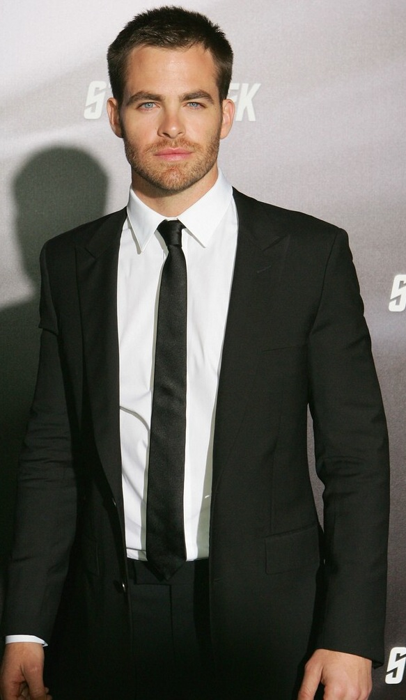 Chris Pine File Photo
