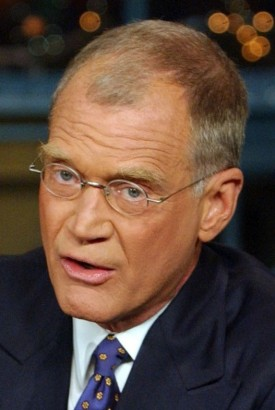 David Letterman File Photo