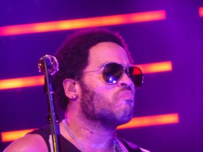Lenny Kravitz Performs At The Fillmore. Photo: According2g.com
