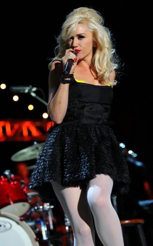 Gwen Stefani 10/25/09 Photo: GettyImages.com