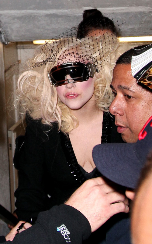 Lady Gaga On Gossip Girl. Photo: INFDaily.com
