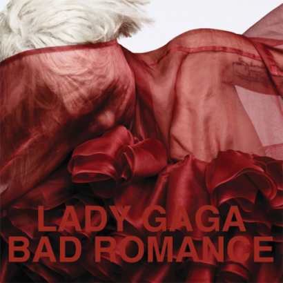 Lady Gaga's Cover For Bad Romance