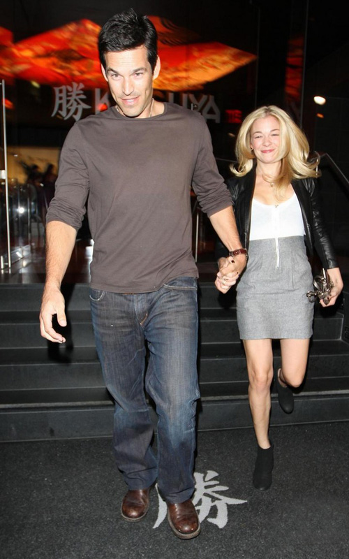 LeAnn Rimes & Eddie Cibrian. Photo: PacificCoastNewsOnline.com