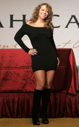 Mariah Carey Has Seoul.  Photo: GettyImages.com