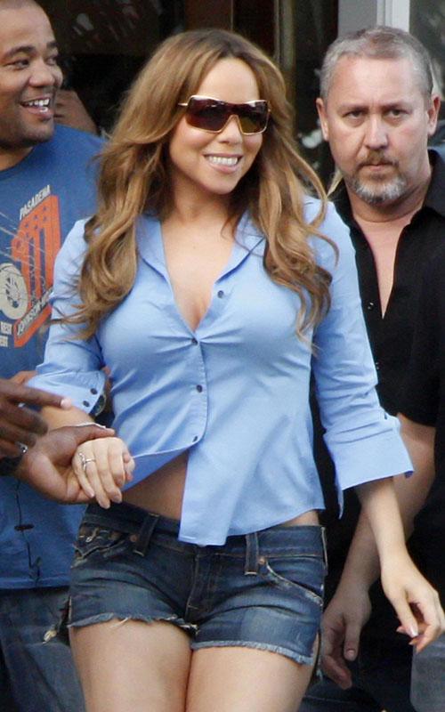Mariah Carey In Rio de Janeiro. Photo: Flynetonline.com