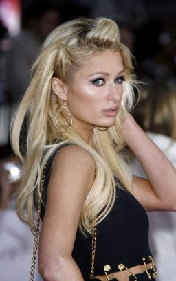 Paris Hilton Attends This Is It.  Photo: FamePictures.com