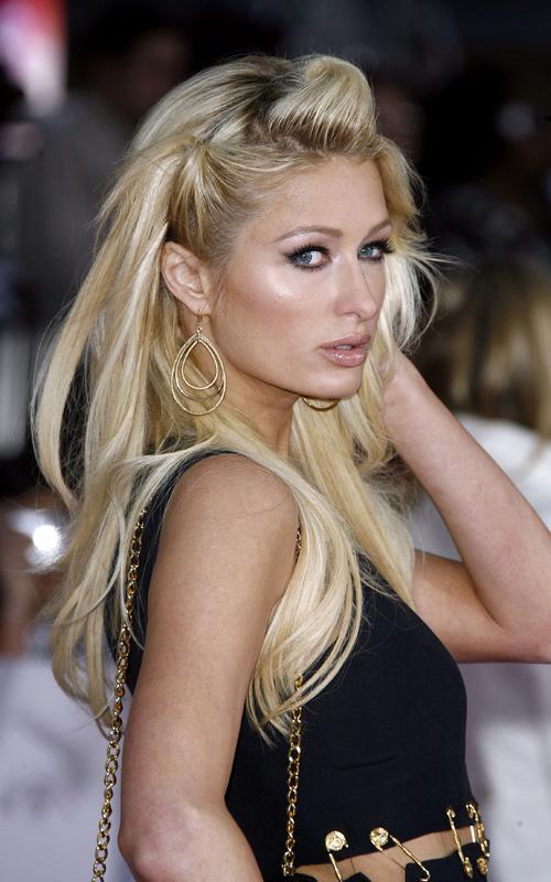 Paris Hilton Attends This Is It.  Photo: FamePictures.com