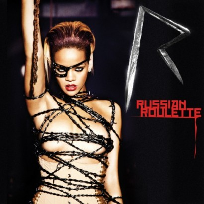 Rihanna Russian Roulette Cover