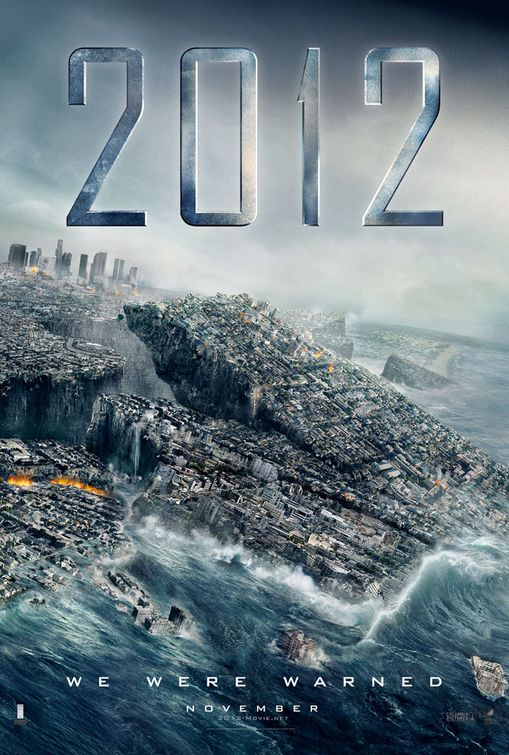 2012 Movie Poster.