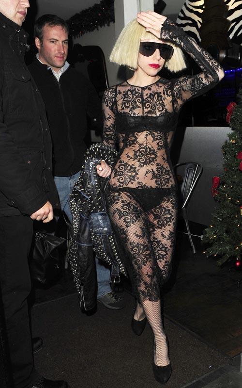 Lady GaGa I See You. Photo: Flynetonline.com