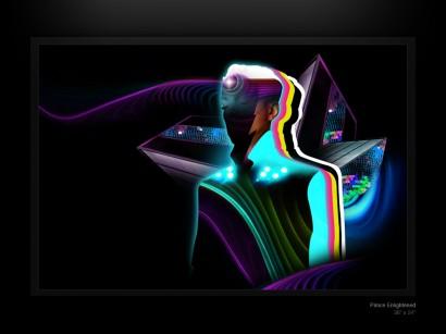 Prince Art By Anthony Malzone.