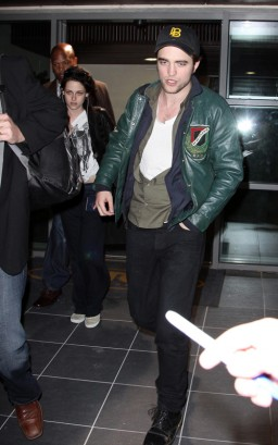Robert Pattinson.  Photo: Splashnewsonline.com