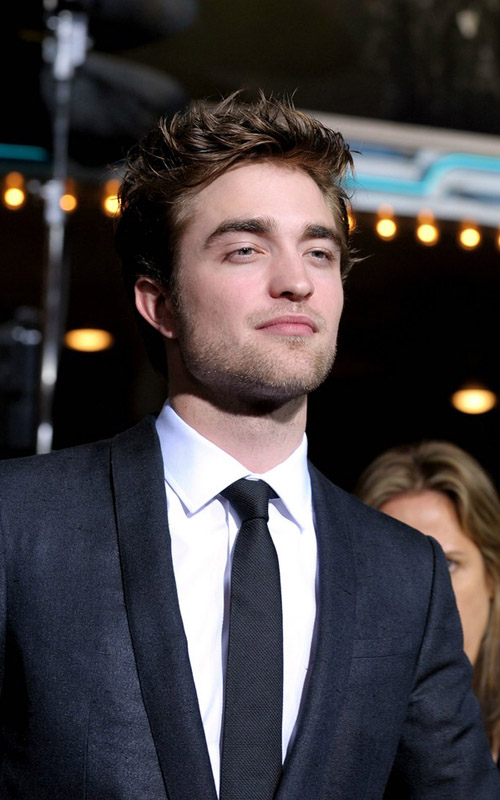Robert Pattinson @ New Moon L.A. Premiere.  Photo: GettyImages.com