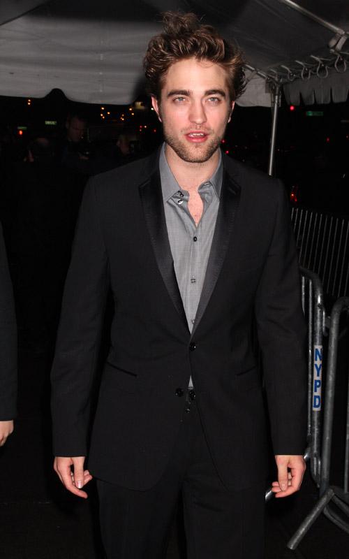 Robert Pattinson Photo: INFDaily.com
