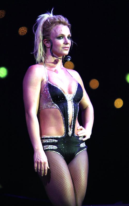 Britney Spears. Photo: Ginsburgspalyinc.com