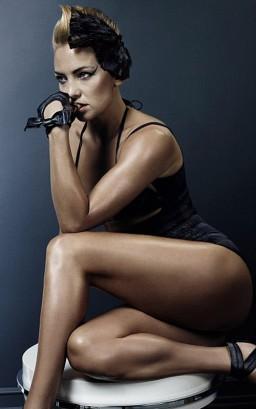 Kate Hudson For Elle Magazine. Photo:ELLE magazine/David Slijper