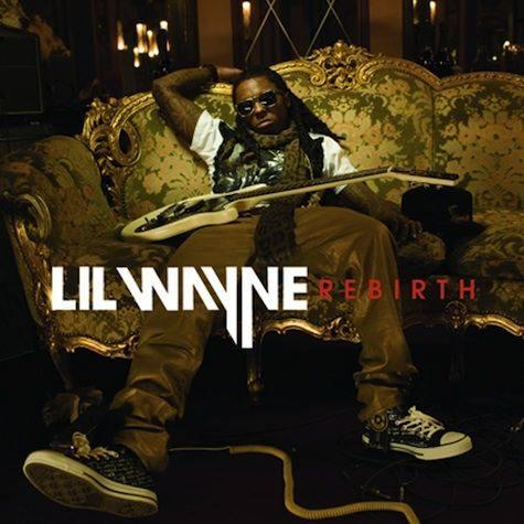 Lil Wayne Rebirth Cover