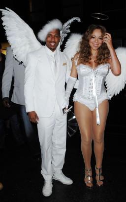 Mariah Carey & Nick Cannon. Photo: SplashNewsOnline.com