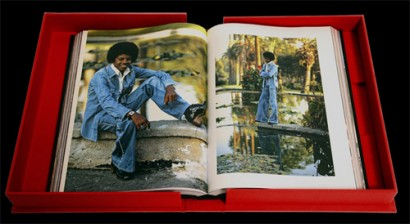 A page from the Michael Jackson Opus