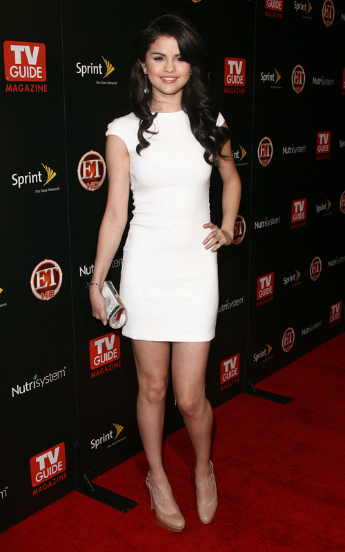 selena gomez hot dress. Selena Gomez Makes The List