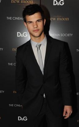 Taylor Lautner.  Photo: WireImage.com