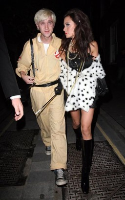 Tom Felton & Jade Olivia Attend The Harry Potter Halloween Party In London