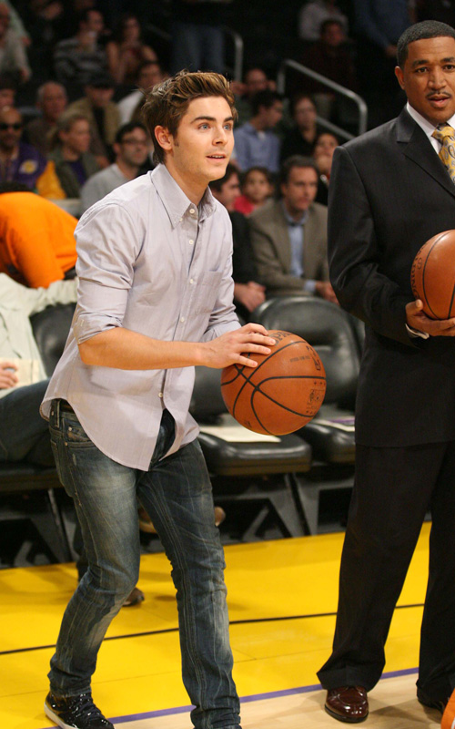 Zac Efron.  Photo: SplashNewsOnline.com