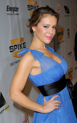Alyssa Milano.  Photo: GettyImages.com