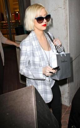 Christina Aguilera Photo: Flynetonline.com