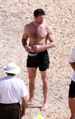 Hugh Jackman.  Photo: FamePictures.com