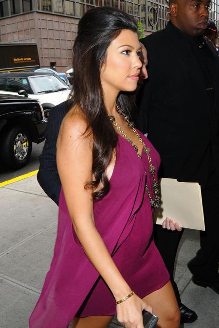Kourtney Kardashian.  Photo:  SplashNewsOnline.com