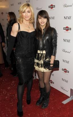 Madonna & Lourdes.  Photo: GettyImages.com