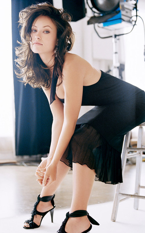 Olivia Wilde.  Photo:  Dana Tynan/Corbis Outline