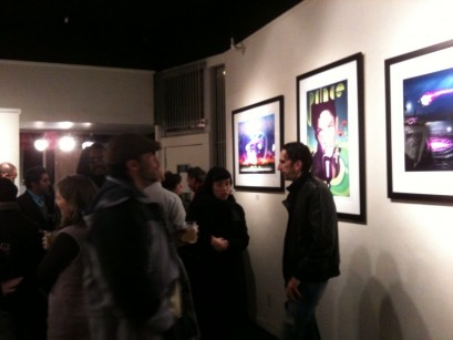 Art Of Prince Gallery.  Photo: Drfunkenberry.com