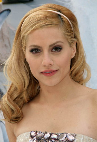 Brittany Murphy. File Photo