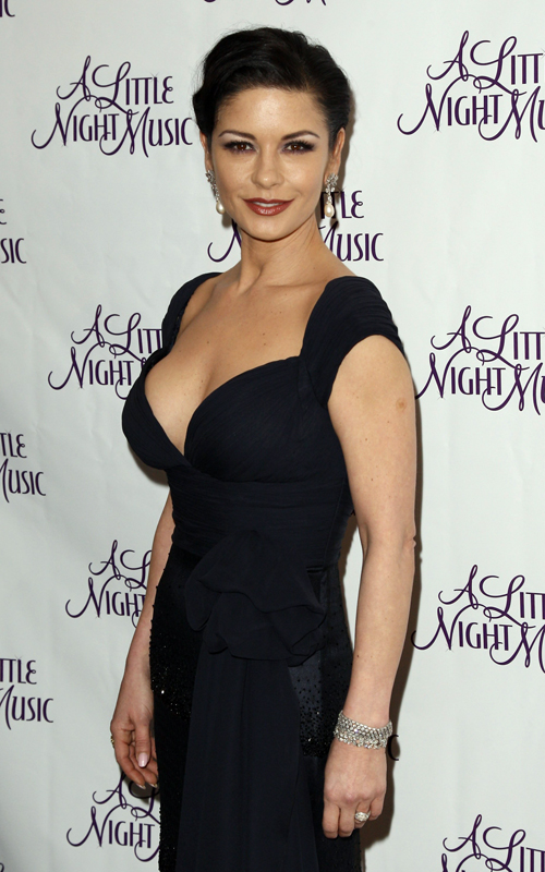 Catherine Zeta Jones.  Photo: GettyImages.com