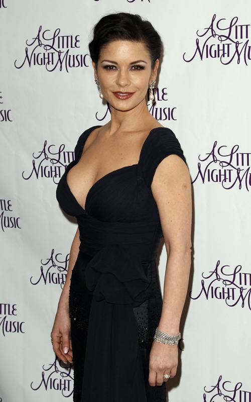 Catherine Zeta Jones.  Photo: GettyImages.com