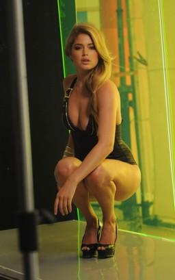 Doutzen Kroes.  Photo: Victoria's Secret