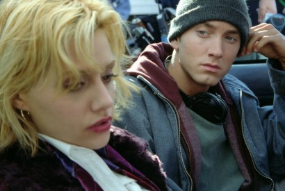 Brittany Murphy & Eminem Photo: 8 Mile Productions