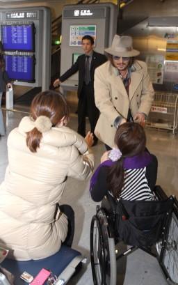 Johnny Depp.  Photo: SplashNewsOnline.com