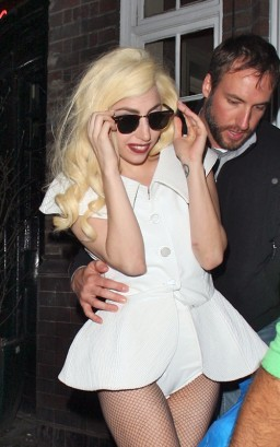 Lady Gaga Photo: SplashNewsOnline.com
