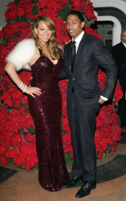 Mariah Carey &amp; Nick Cannon.  Photo: Venturelli/WireImage