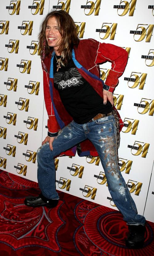 Steven Tyler.  File Photo