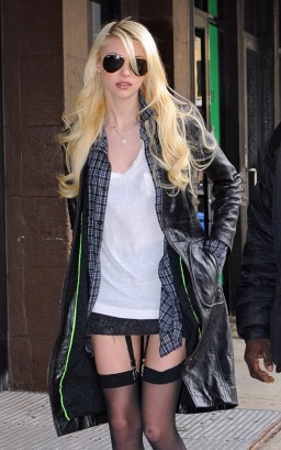 Taylor Momsen.  Photo: SplashNewsOnline.com