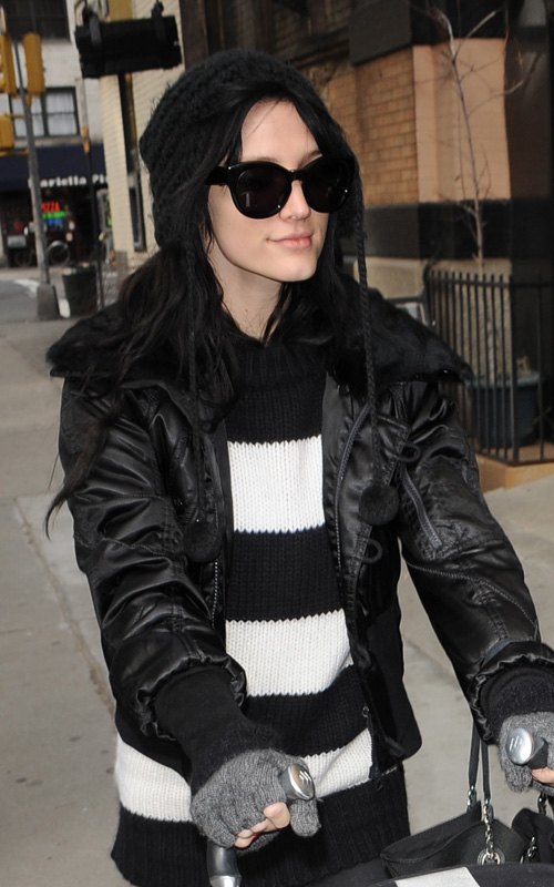 Ashlee Simpson. Photo: INFDaily.com