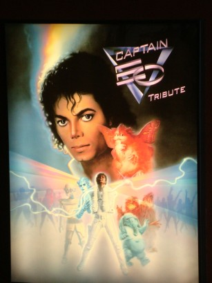 New Captain Eo Poster Michael Jackson Drfunkenberry.com Exclusive!