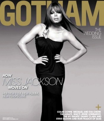 Janet's Gotham Cover.