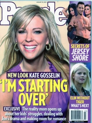 Kate Gosselin.  Photo: People.com