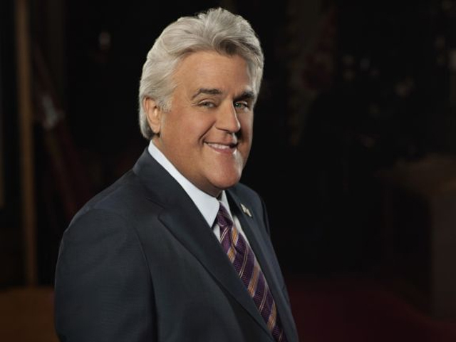 Jay Leno Chin Jay leno is about to take one