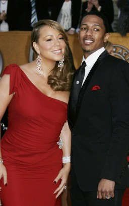 Mariah Carey &amp; Nick Cannon.  Photo: Gettyimages.com